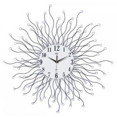 Dekoratívne hodiny JVD HJ 19 Slnko 78 cm