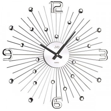Dizajnové nástenné hodiny JVD HT074 49 cm