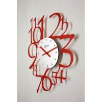 Designové nástenné hodiny Lowell 05828 Design 50cm