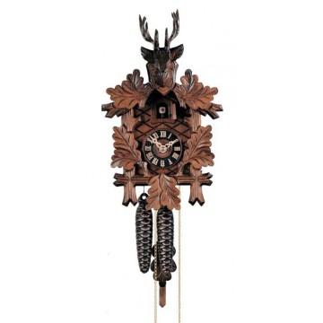 1223 Nu Ručne vyrezávané kukučky Hones s jednodenným strojčekom