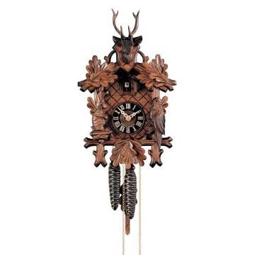 1256/2 - Ručne rezané kukučky Hones s jednodňovým strojčekom