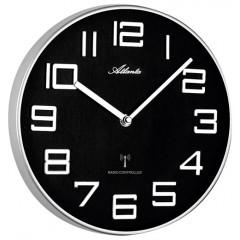 Nástenné hodiny Atlanta 4386/19, rádiom riadené, 27cm