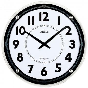 Nástenné hodiny Atlanta 4434, rádiom riadené, 36cm