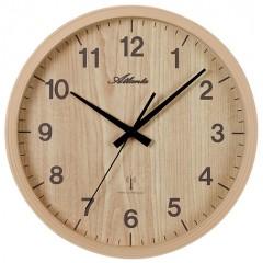 Nástenné hodiny Atlanta 4438/30, rádiom riadené, 27cm