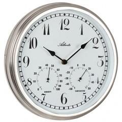 Exteriérové nástenné hodiny Atlanta 4447, 30cm
