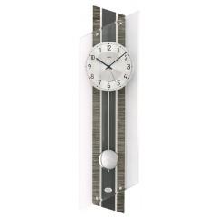 Kyvadlové nástenné hodiny 5300 AMS riadené rádiovým signálom 84cm