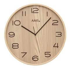 Designové nástenné hodiny 5514 AMS 32cm