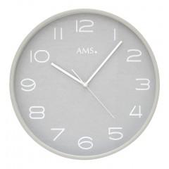 Designové nástenné hodiny 5521 AMS 32cm