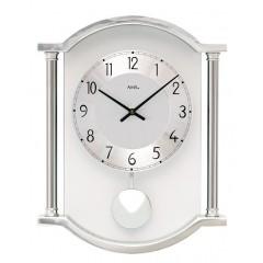 Dizajnové nástenné kyvadlové hodiny 7448 AMS 33cm