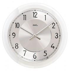 Dizajnové nástenné hodiny 9476 AMS 23cm