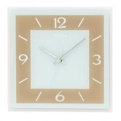 Dizajnové nástenné hodiny 9574 AMS 30cm