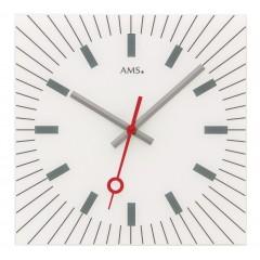 Dizajnové nástenné hodiny 9576 AMS 35cm