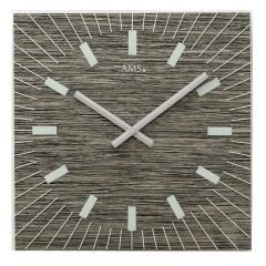 Dizajnové nástenné hodiny 9579 AMS 35cm