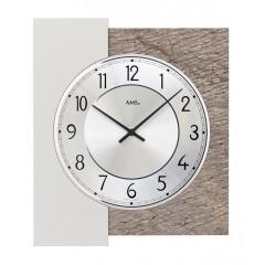 Designové nástenné hodiny 9580 AMS 29cm