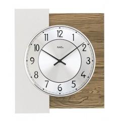 Designové nástenné hodiny 9582 AMS 29cm