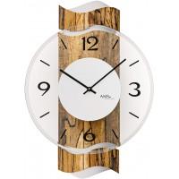 Designové nástenné hodiny AMS 9622, 39 cm