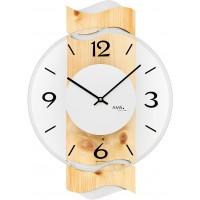 Designové nástenné hodiny AMS 9623, 39 cm