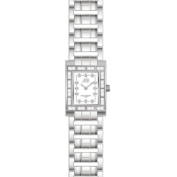 Dámske náramkové hodinky JVD steel J4066 2a40ae25e18