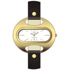 Dámske náramkové hodinky JVD steel J4119.3