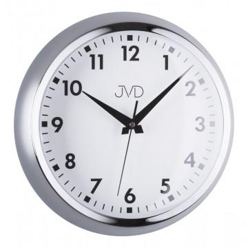 Designové kovové hodiny JVD HT077, 32cm