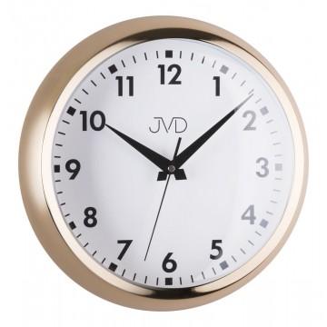 Designové kovové hodiny JVD HT077.2, 32cm