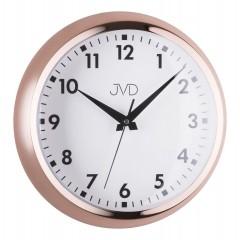 Designové kovové hodiny JVD HT077.1, 32cm