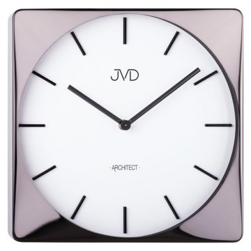 Designové kovové hodiny JVD -Architect- HC10.2, 30cm