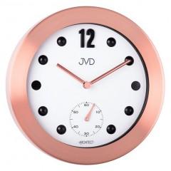 Designové kovové hodiny JVD -Architect- HC07.3, 30cm