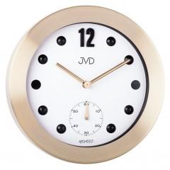 Designové kovové hodiny JVD -Architect- HC07.2, 30cm