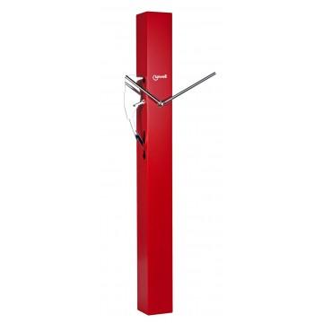 Dizajnové kyvadlové nástenné hodiny 14541R Lowell 65cm