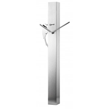 Dizajnové kyvadlové nástenné hodiny 14541S Lowell 65cm