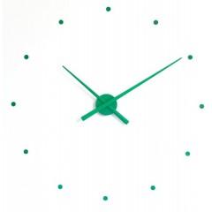 NOMON OJ Designové hodiny na stenu zelené 50cm