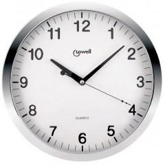 Designové nástenné hodiny Lowell 00610B Design 30cm
