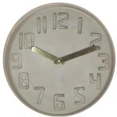 Designové nástenné hodiny CL0128 Fisura 35cm