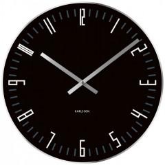 Designové nástenné hodiny 4922 Karlsson 40cm