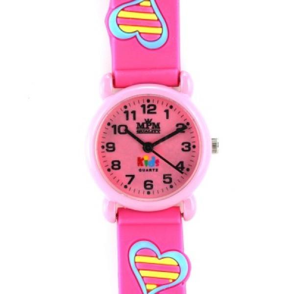 Detské náramkové hodinky MPM 262f7adfef