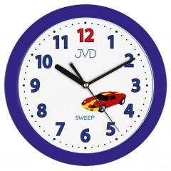 Detské nástenné hodiny JVD H12.5 25cm