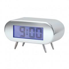 Digitálny budík BALVI BipBip, chróm 12cm
