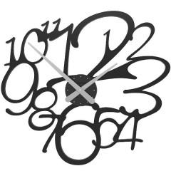 Dizajnové hodiny 10-112 CalleaDesign 51cm (viac farieb)
