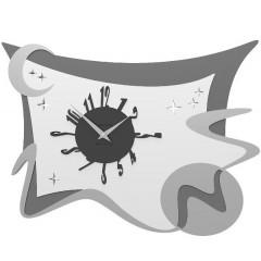 Dizajnové hodiny 10-111 CalleaDesign 58cm (viac farieb)