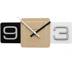 Dizajnové hodiny 10-001 CalleaDesign 44cm (viac farieb)