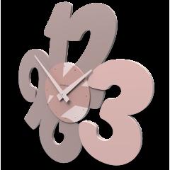 Dizajnové hodiny 10-105 CalleaDesign 47cm (viac farieb)
