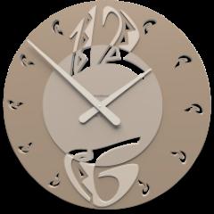 Dizajnové hodiny 10-109 CalleaDesign 45cm (viac farieb)