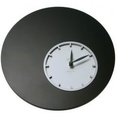 Dizajnové nástenné Hodiny 1200 Calleadesign čierne 26cm
