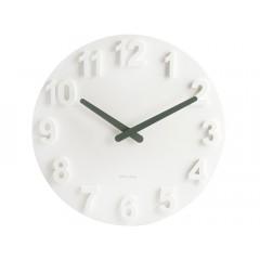 Dizajnové nástenné hodiny 5309WH Karlsson 35cm