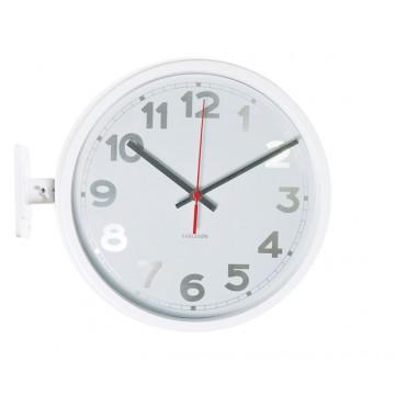 Dizajnové nástenné hodiny 5503WH Karlsson 31cm