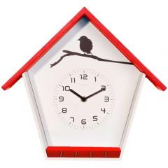 Dizajnové nástenné hodiny 3109ro Nextime Cuckey 33cm
