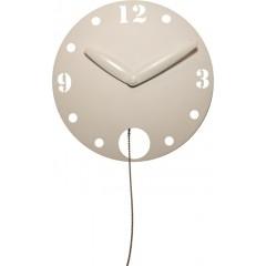 Dizajnové nástenné kyvadlové hodiny 3102 Nextime Waggle 60cm