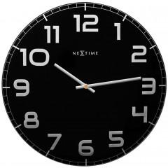 Dizajnové nástenné hodiny 3105zw Nextime Classy Large 50cm
