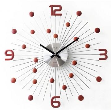 Dizajnové nástenné hodiny JVD HT074.3 49 cm